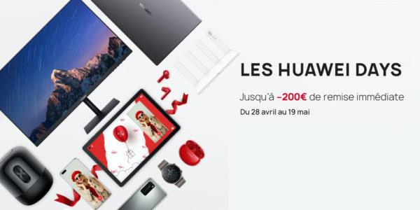 Huawei Days Mai 2021