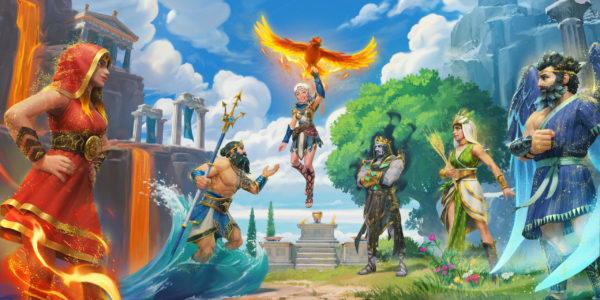 Immortals Fenyx Rising : Les dieux perdus