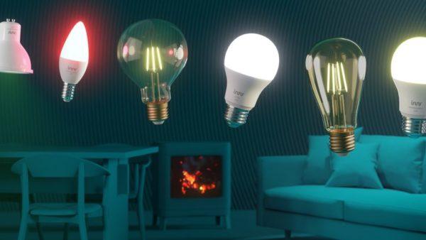 Innr – L'éclairage connecté simple, abordable et sophistiqué