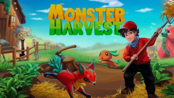 Merge Games Monster Harvest
