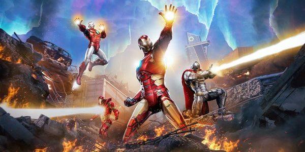 Marvel's Avengers événement Anomalie tachyonique