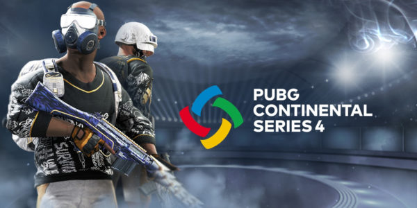 PUBG Continental Series 4 PCS4