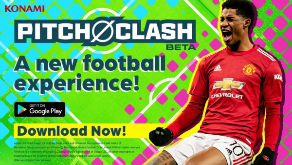 Pitch Clash BETA Football