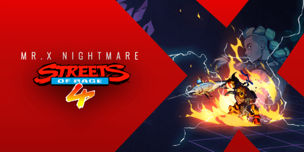 Streets of Rage 4 - DLC Mr. X Nightmare