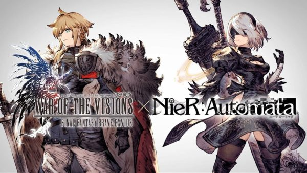 War Of The Visions Final Fantasy Brave Exvius NieR:Automata