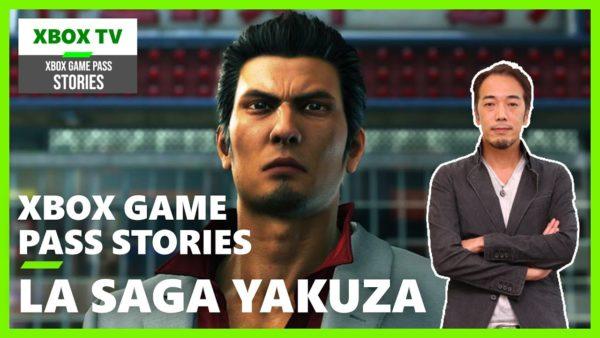 Xbox Game Pass Stories – La saga Yakuza