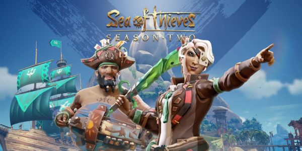 Sea of Thieves : Saison Deux
