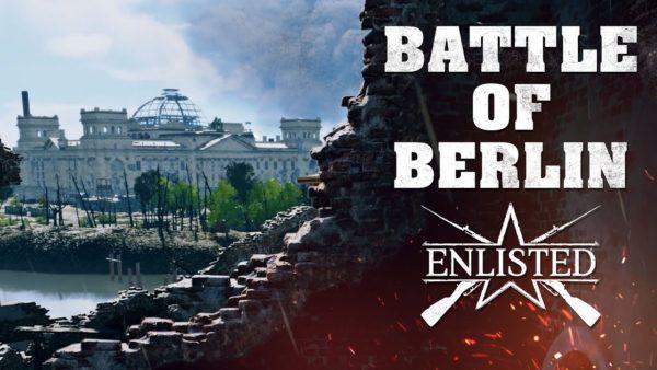 Enlisted Bataille de Berlin
