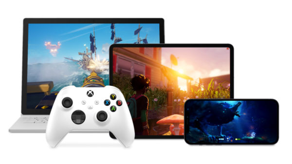 Xbox Cloud Gaming xCloud