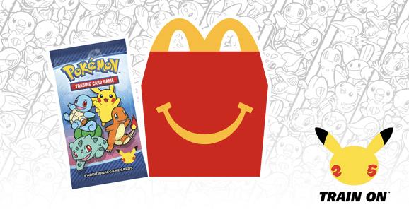 pokemon x mcdonalds 2021 pokémon x mcdonalds 2021 pokémon 25