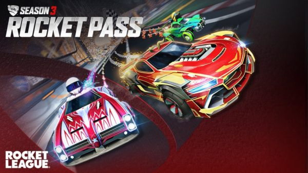 Rocket League Saison 3 Rocket Pass