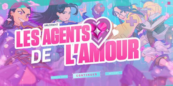 VALORANT : les agents de l'amour