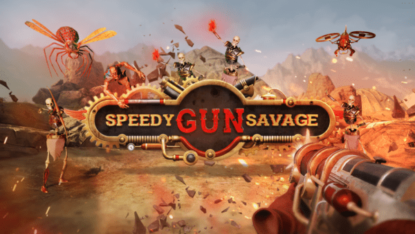 Speedy Gun Savage
