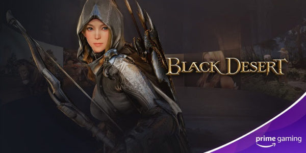 Black Desert Online Amazon Prime Gaming