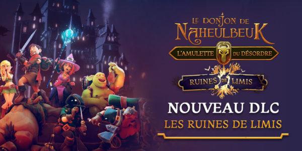 """Donjon de Naheulbeuk : L'Amulette du Désordre - Le DLC """"Les Ruines de Limis"""""""