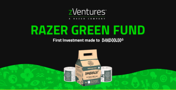 Razer Green Fund BAMBOOLOO