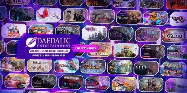 Promotions Éditeurs 2021 x Daedalic