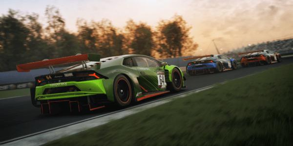 Lamborghini Esports The Real Race 2021