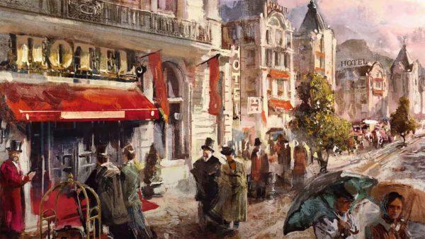 Anno 1800 - Ubisoft - Saison Touristique