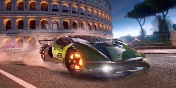 Asphalt 9 Legends Essenza SCV12