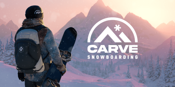 Carve Snowboarding Oculus Quest