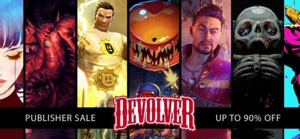 Steam - weekend éditeur - Devolver Digital - Mai 2021