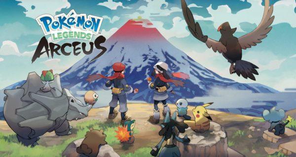 Légendes Pokémon : Arceus Légendes Pokémon Arceus Pokemon Legends Arceus Pokemon Legends : Arceus