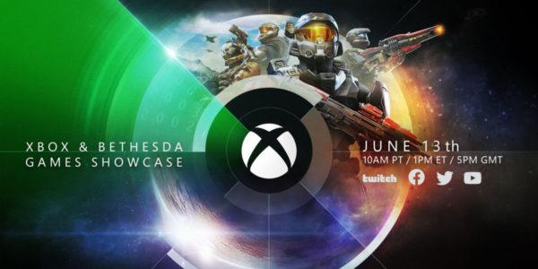 Xbox & Bethesda Games Showcase JUIN 2021 E3