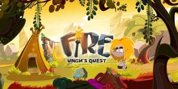 Fire : Ungh's Quest Fire Ungh's Quest Fire - Ungh's Quest