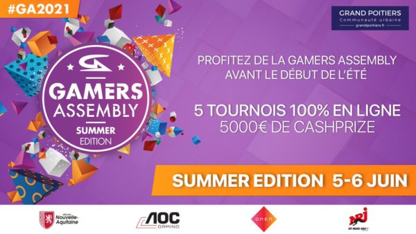 Gamers Assembly : Summer Edition