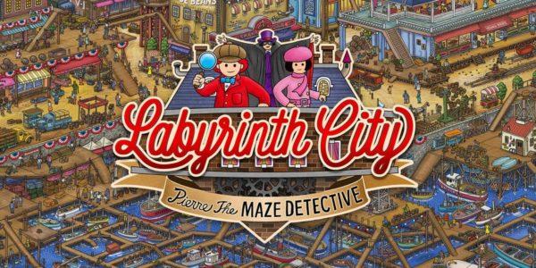 Labyrinth City: Pierre the Maze Detective Labyrinth City : Pierre the Maze Detective Labyrinth City Pierre the Maze Detective Labyrinth City - Pierre the Maze Detective