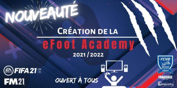 FC Villefranche Beaujolais eSport - FCVB eSport - eFoot Academy