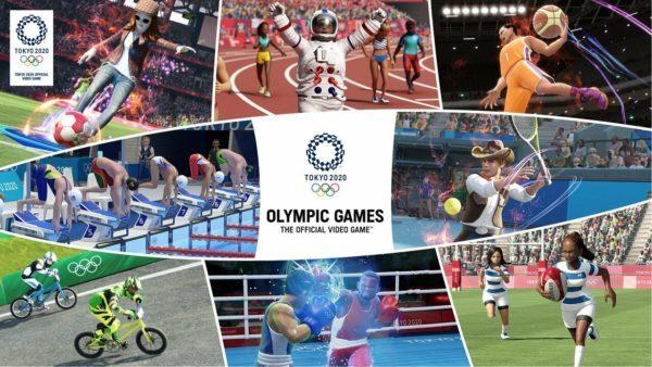 Jeux Olympiques de Tokyo 2020 – Le jeu vidéo Officiel Jeux Olympiques de Tokyo 2020 Le jeu vidéo Officiel Jeux Olympiques de Tokyo 2020 - Le jeu vidéo Officiel
