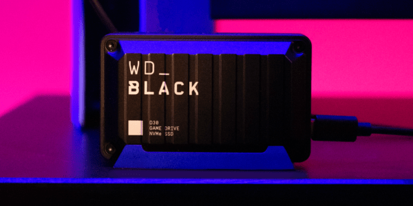 WD_BLACK D30 Game Drive SSD