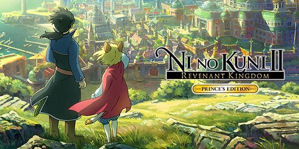 Ni no Kuni II : L'avènement D'un Nouveau Royaume PRINCE'S EDITION Ni no Kuni II : L'avènement d'un nouveau royaume - Prince's Edition
