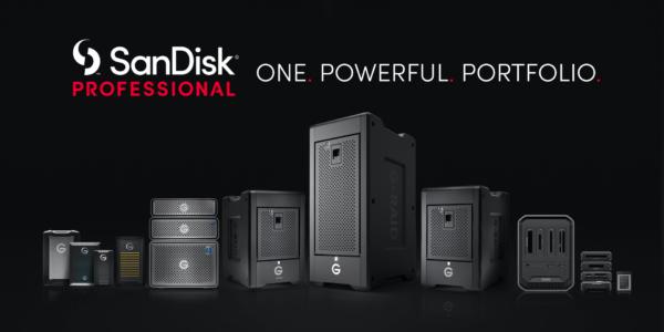Western Digital SanDisk Professional