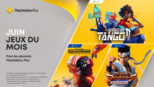 PlayStation Plus - Juin 2021 01