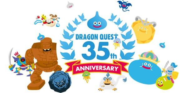 Square Enix 35 ans Dragon Quest