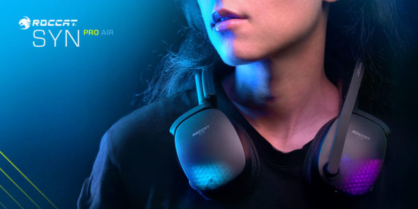 Casque Roccat Syn Pro Air