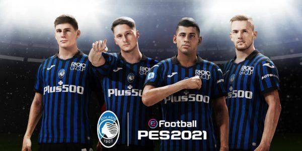 eFootball PES - Konami - Atalanta B.C. Atalanta Bergamasca Calcio