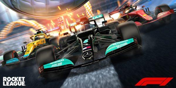 Rocket League - Fan Pack Formule 1