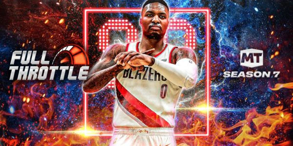 NBA 2K21 - Saison 7 - Mon ÉQUIPE - Full Throttle