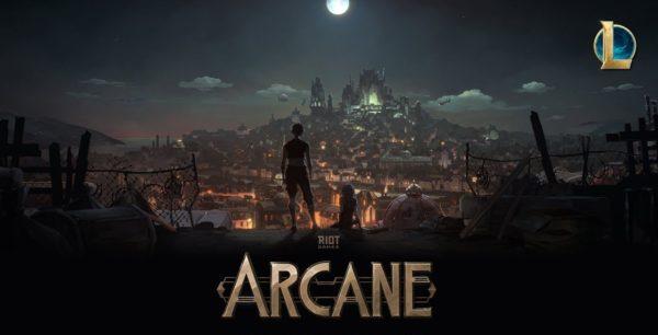Arcane - Netflix et Riot Games