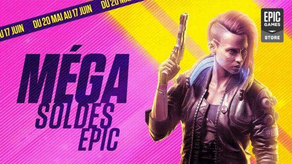 Epic Games Store - MÉGA Soldes Epic 2021