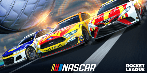 Rocket League - Fan Pack NASCAR 2021
