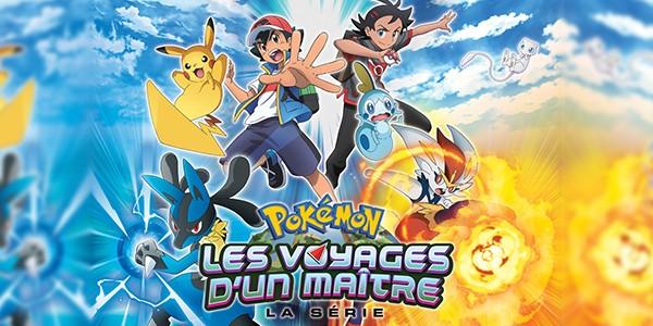 Pokémon - les voyages d'un Maître