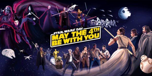 Le Star Wars Day stimule la croissance du streaming et des jeux mobiles Star Wars