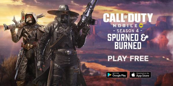 Call of Duty: Mobile - saison 4 : Méprises et Brûlures