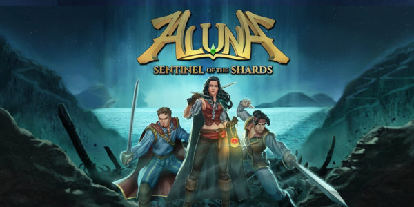 Aluna: Sentinel of the Shards Aluna : Sentinel of the Shards Aluna Sentinel of the Shards Aluna - Sentinel of the Shards