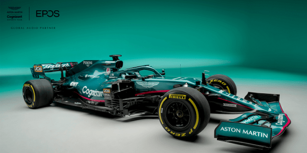 Aston Martin Cognizant Formule 1 - EPOS